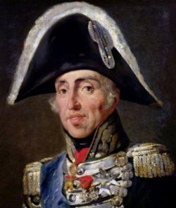 PP*V- Charles X, roi de France