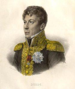 PP*V-Géraud de Michel du Roc de Brion, dit Michel Duroc, duc de FRIOUL