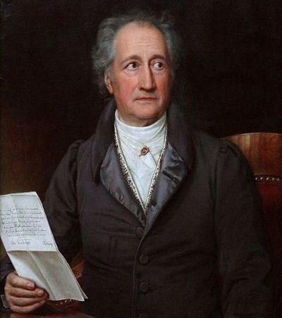 PP*V- Johann Wolfgang von Goethe