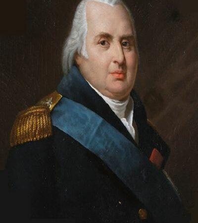 PP*V- Louis XVIII