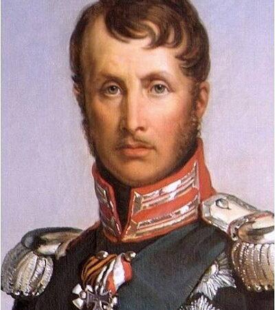 PP*V- Frédérick-Guillaume III, Roi de Prusse