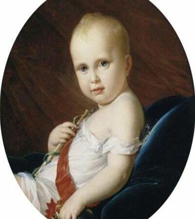 PPV*-Napoléon François Charles Bonaparte, dit Napoléon II