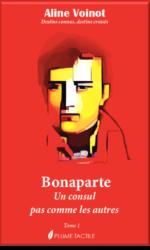 Couverture - Bonaparte, un consul pas comme les autres