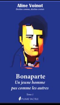 Couverture - Bonaparte, un jeune homme pas comme les autres