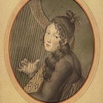 PP000V- Hortense de Beauharnais-J