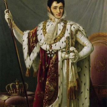 PP9V- Jerome Bonaparte - François-Joseph Kinson -