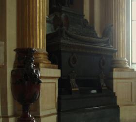 SE - Jérome Bonaparte - Tombe de Jérôme Bonaparte aux Invalides