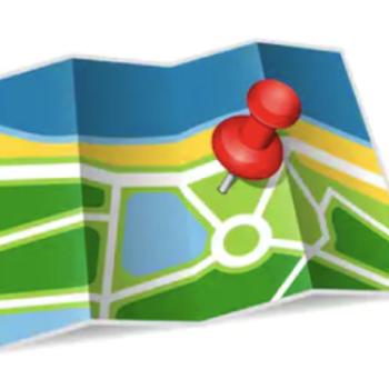 Icon Lieux - maps