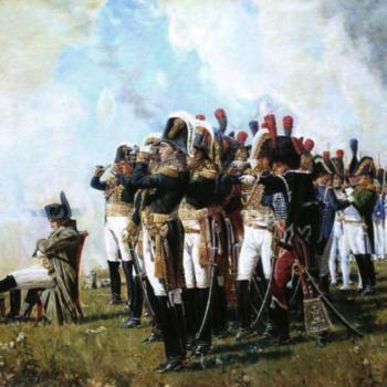 Moskova-Napoléon et ses maréchaux W