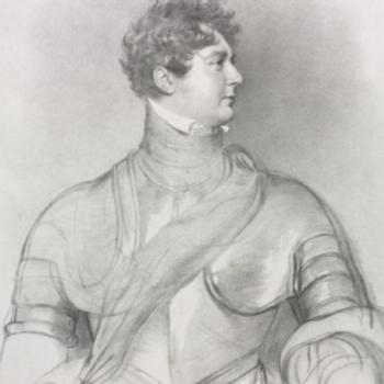 PP0000V George IV by Richard James Lane (British, 1800-1872)-W