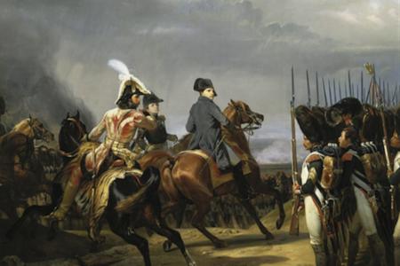 BC4CP- Bataille d'Iéna Horace Vernet