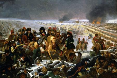 BC4CPo- Bataille d'Eylau - Gros