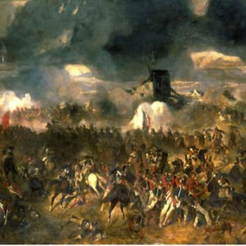BC7CB-La Bataille de Waterloo