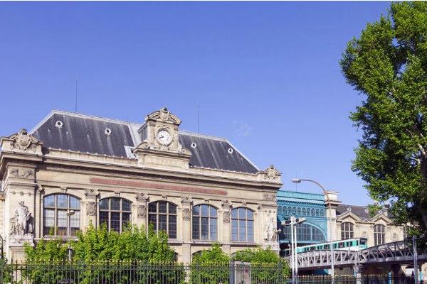 1. Gare d'Austerlitz