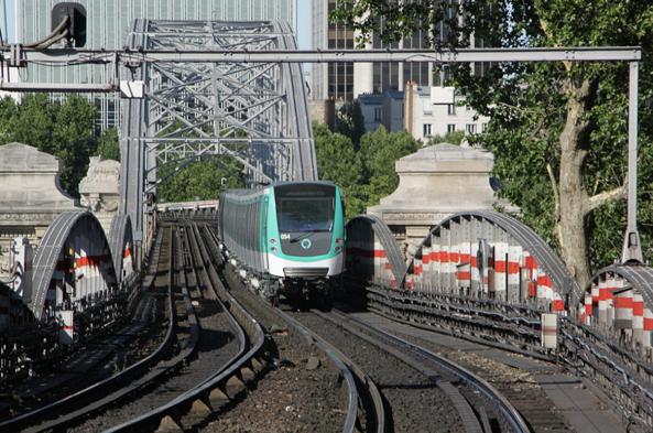 2. Pont d'Austerlitz