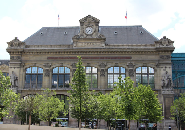 3. Gare d'Austerlitz