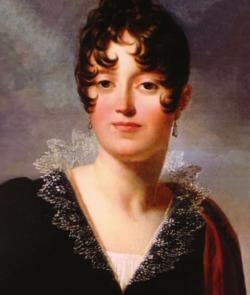 PP*V- Désirée Clary, épouse de Jean-Baptiste Bernadotte