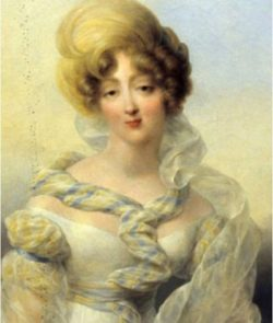 PP*V-Adèle de BOIGNE, née d'Osmond, Comtesse