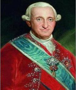 PP*V- Charles IV d'Espagne, Roi