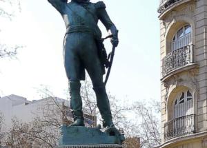Mu-IDF-Statut Maréchal Ney