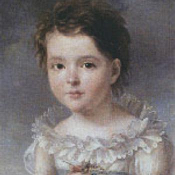 PP00V- Hortense de Beauharnais H 400-520