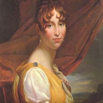 PP4V- Hortense de Beauharnais-W