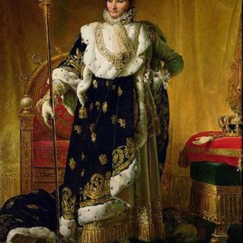 PP8V-Jerome Bonaparte roi de Westphalia - Francois Gérard