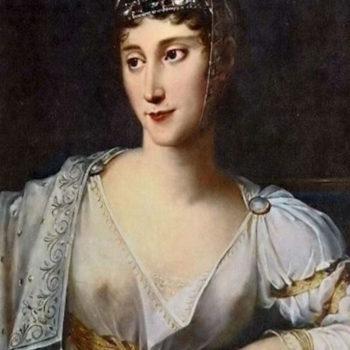 1. Pauline Bonaparte