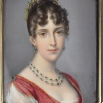 PP6V- Hortense de Beauharnais