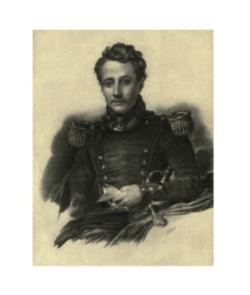 FA1 Léon DENUELLE - Fils illégitime Napoléon Bonaparte