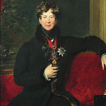 PP10.1bV-GEORGE IV-1822-W