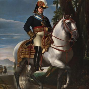 PP12V- Ferdinand VII d'Espagne-1821-W