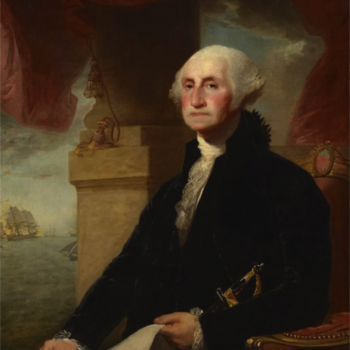 PP12V- George Washington-W