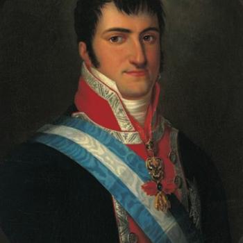 PP13V- Ferdinand VII d'Espagne-G