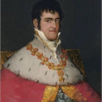 PP16V- Ferdinand VII d'Espagne