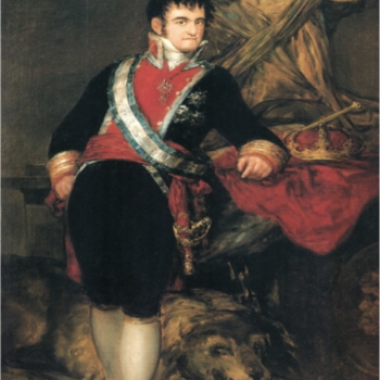 PP17V- Ferdinand VII d'Espagne-W