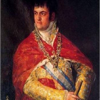 PP19V- Ferdinand VII d'Espagne