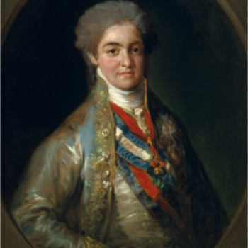 PP1V- Ferdinand VII d'Espagne-W