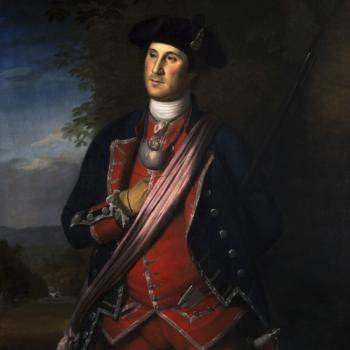 PP2V-George Washington-Colonel-1772-W