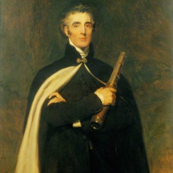 Menzies, William Alan; Arthur Wellesley, 1st Duke of Wellington (1769-1852), Field Marshal and Prime Minister; Government Art Collection; http://www.artuk.org/artworks/arthur-wellesley-1st-duke-of-wellington-17691852-field-marshal-and-prime-minister-28845
