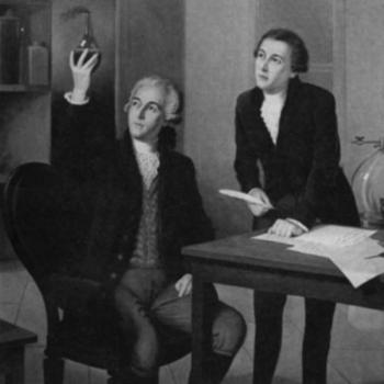 PP5V- Lavoisier et Eulethere Dupont de Nemours-W