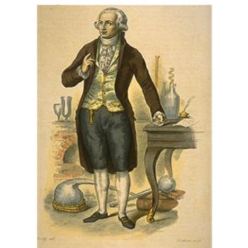 PP7V- Lavoisier et Eulethere Dupont de Nemours-W