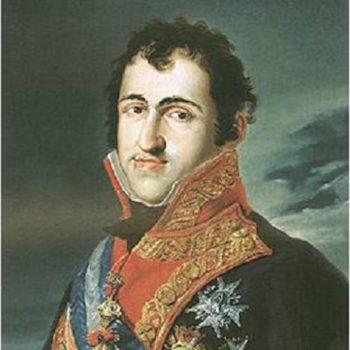 PP8V- Ferdinand VII d'Espagne
