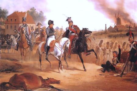 BC6CA-Bataille de Leipzig