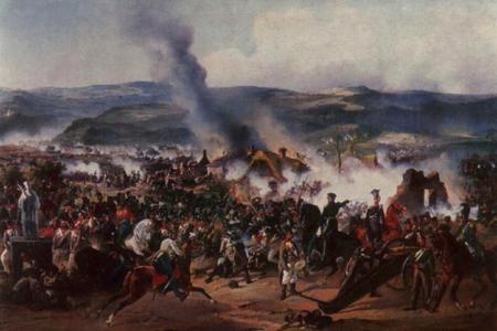 BC6CA- La bataille de Kulm