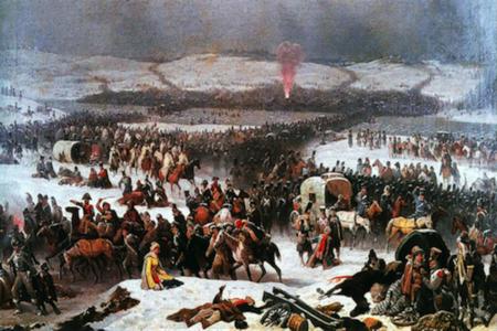 BC6CR-Bataille de la Bérézina