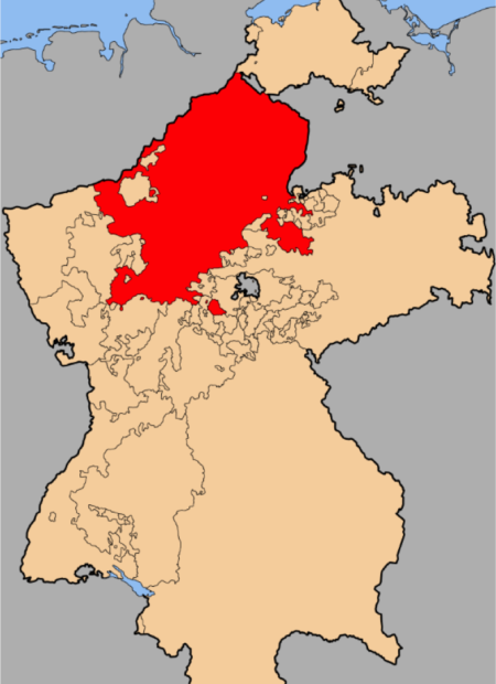 OE1V-Royaume de Westphalie