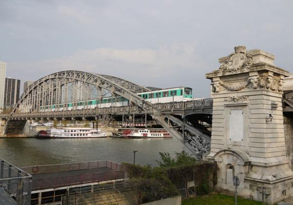 1. Pont d'Austerlitz