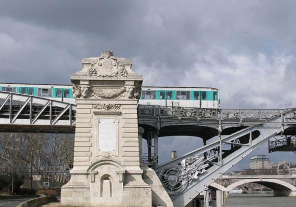 3. Pont d'Austerlitz